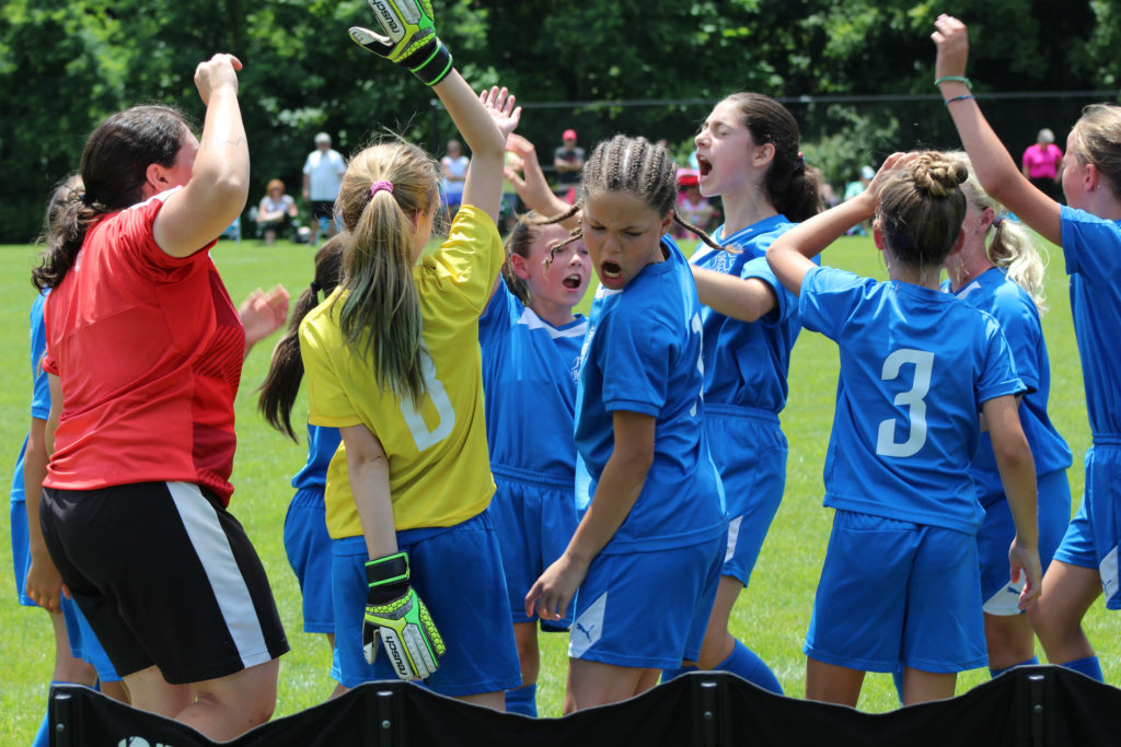 summer soccer camps for kids