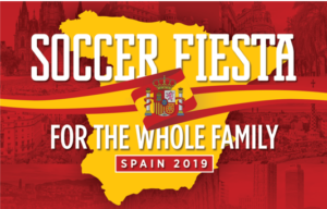 International Soccer Festival - Soccer Fiesta Logo