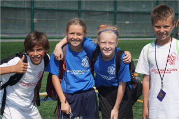 UK Elite Soccer Camp
