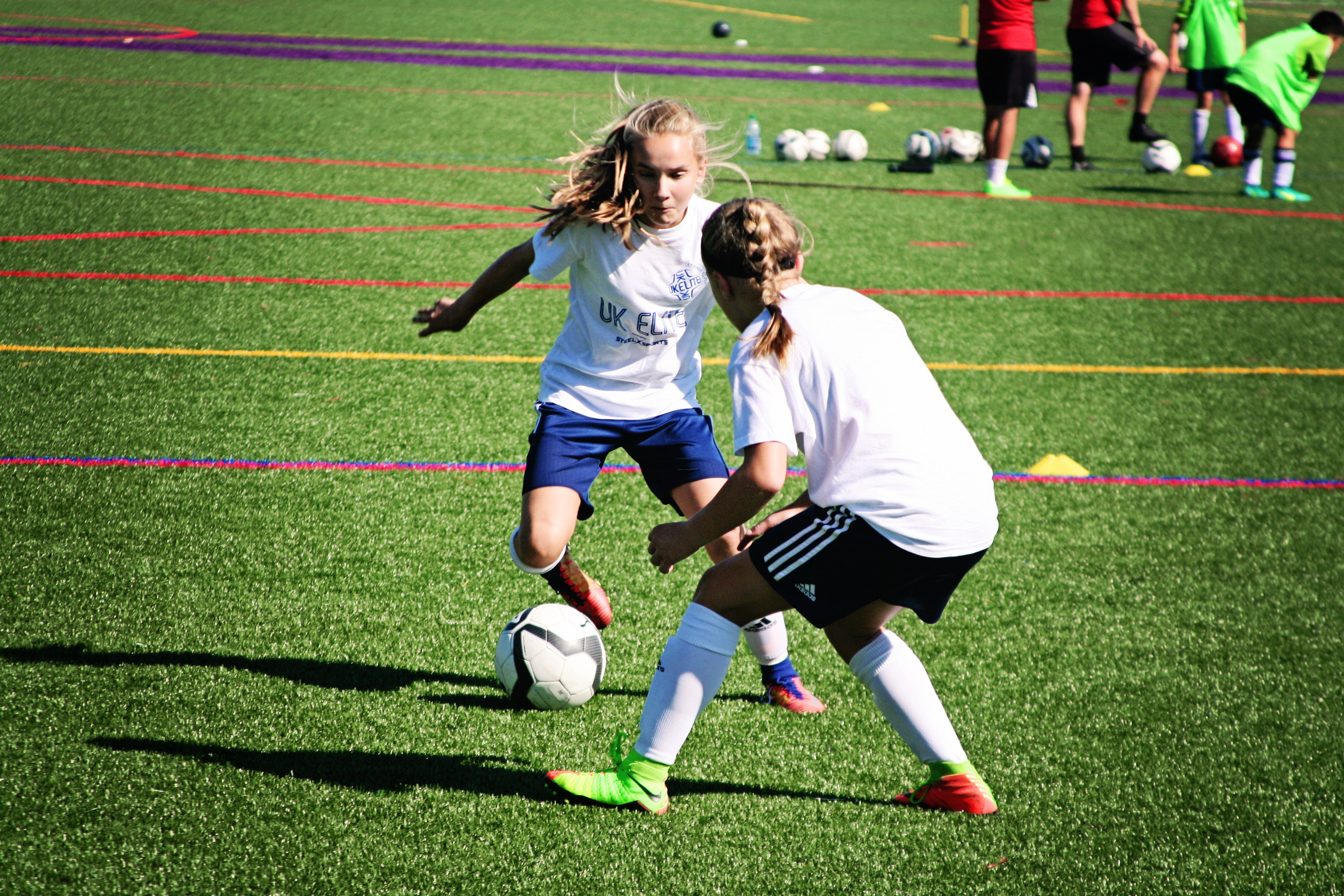 2018 Soccer Camps & Programs