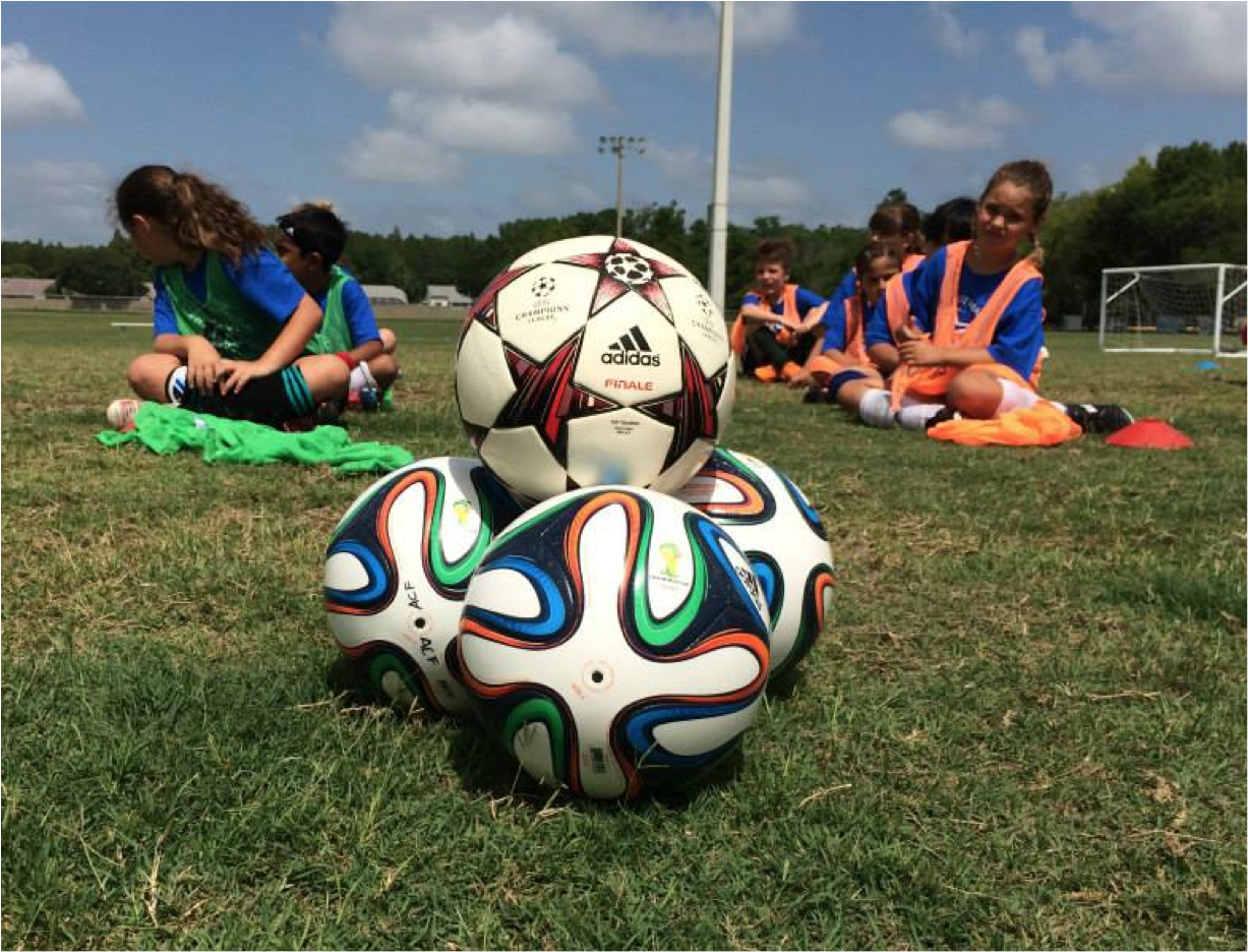 Soccer programs for kids developing injury reducing technology