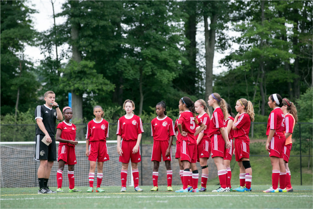 Girls Soccer Camps and Programs