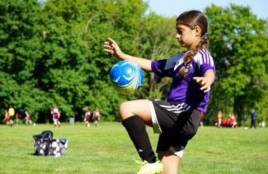 Youth Soccer Camps