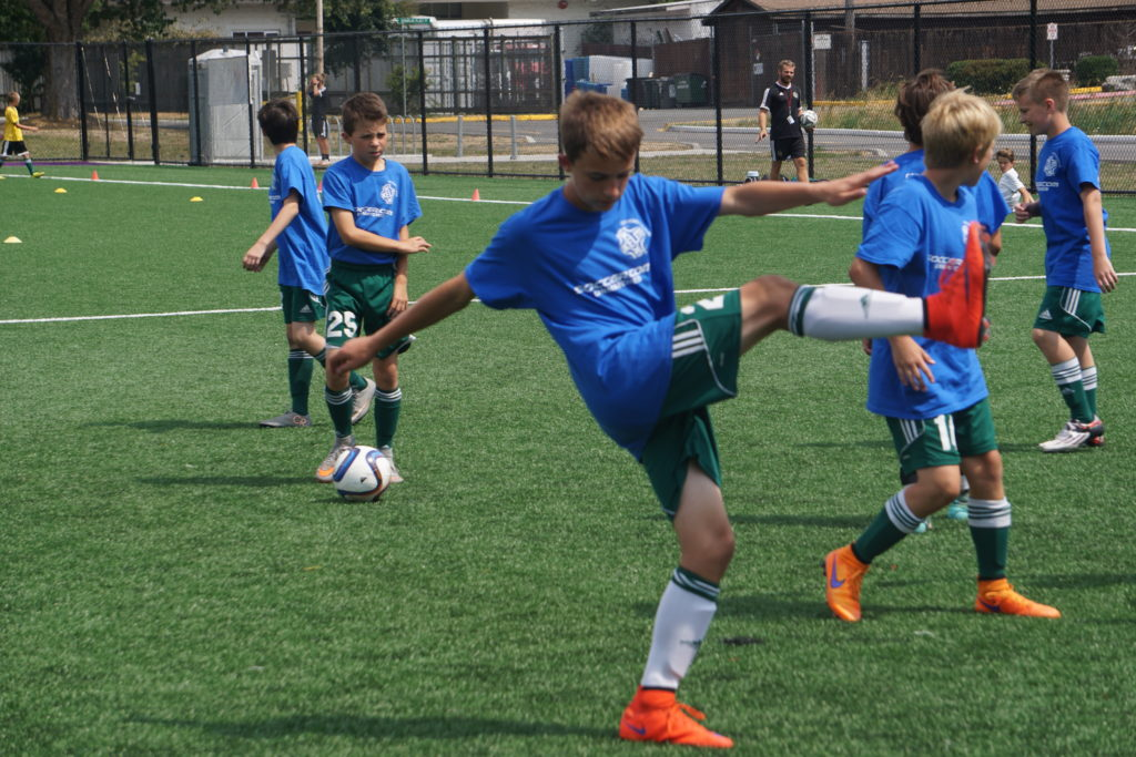 Professional Soccer Training Can Take Your Child's Skills to the Next Level