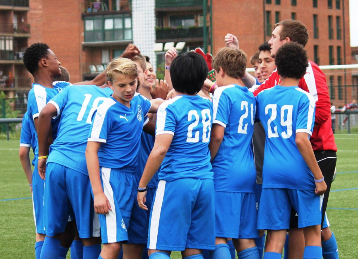UK Elite Soccer Training Programs